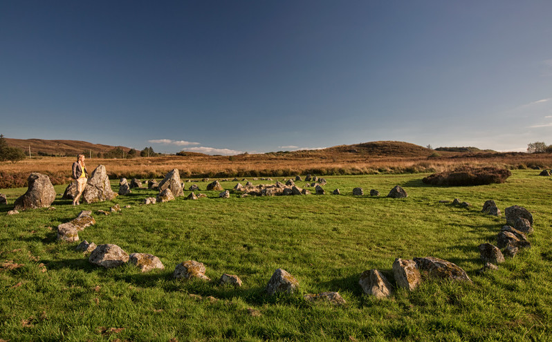 Beaghmore-Stone-Circles
